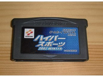 GBA: Hyper Sports 2002 Winter ★