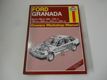Ford Granada March 1985 to 1988
