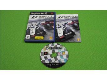 Formula One 2003 PS2 Playstation 2 - Hägersten - Formula One 2003 PS2 Playstation 2 - Hägersten