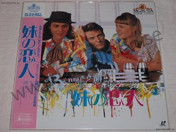 BENNY AND JOON -  JAPAN LD