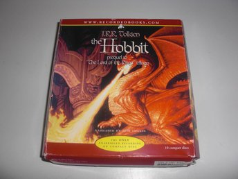 The Hobbit - JRR Tolkien - Ljudbok