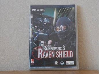 Rainbow Six 3: Raven Shield (Göteborg)
