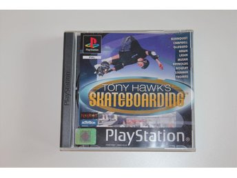 Tony Hawk's Skateboarding - Playstation 1 / PS1 spel