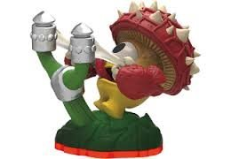 Skylanders Wii PS3 PS4 Figurer TRAP TEAM -  SCHROOM BOOM