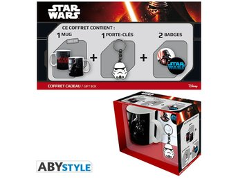 Gift Set - Mugg, nyckelring, mm - Star Wars - Vader and Troopers