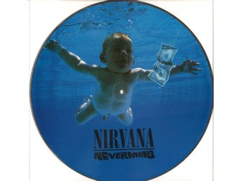 LP Bild Nirvana Nevermind