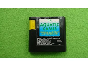 The Aquatic Sega Megadrive