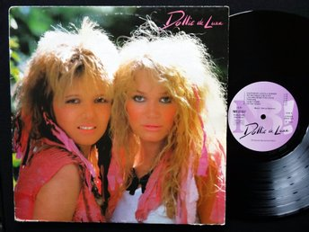 DOLLIE DE LUXE (EX) / S/t LP / Vinyl LP Norway 1984