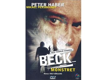 Beck - Monstret 1998 DVD Thriller Crime Drama