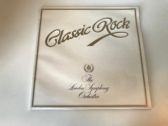 LP-skiva Classic Rock, The London Symphony Orchestra