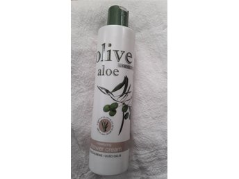Olive Aloe moisturing shower cream duschcreme, 280 ml
