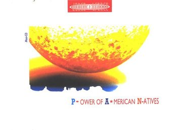 Dance 2 Trance - Power of American natives [CD-maxi] (OBS! Ej fodral)