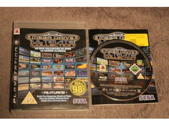 Mega Drive Ultimate Collection - Playstation 3