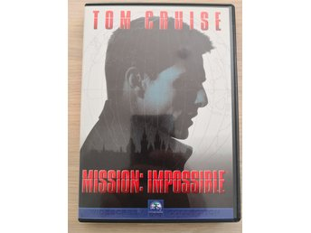 Mission: Impossible, DVD (R2 PAL)