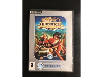Harry Potter - Quidditch world cup - PC CD-ROM