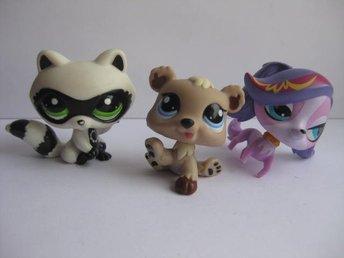 Dejlig Leksaker - Littlest Pet Shop - Fi.. (361787624) ᐈ AckesTradenet YY-18