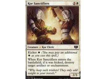 Mtg Kort Kor Sanctifiers Commander 2014 359210422 ᐈ Kop Pa