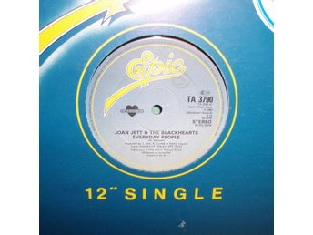 "JETT JOAN - Everyday people , UK 12""MAXI 1983 , ,"