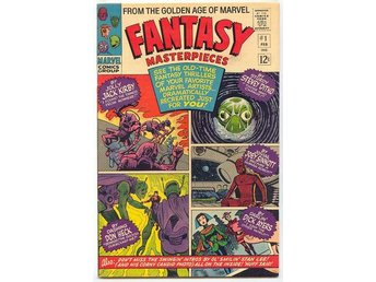Fantasy Masterpieces # 1 VF 1st Issue