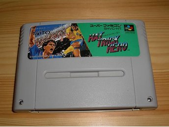 Snes Japan: Hat Trick Hero