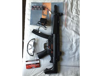 Airsoft ASG SMG MP5A5