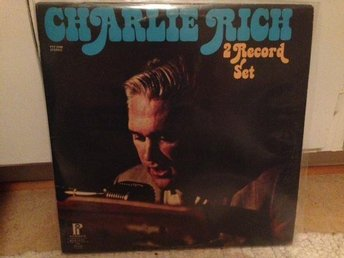 Charlie Rich - 18 songs for beautiful girls 2 LP