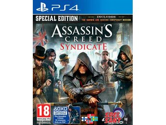 Assassins Creed Syndicate Special Edition - Norrtälje - Assassins Creed Syndicate Special Edition - Norrtälje