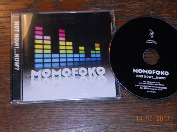 MOMOFOKO - Not Now! ...Now?, CD Electric Nonsense 2009