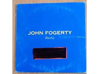 JOHN FOGERTY Promo CD-singel. Creedence Clearwater Revival - Skövde - JOHN FOGERTY Promo CD-singel. Creedence Clearwater Revival - Skövde