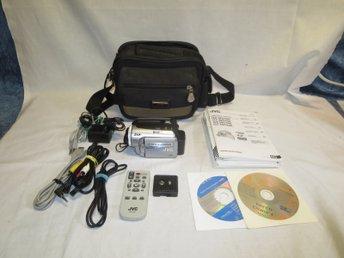 JVC 20GB videokamera GZ-MG20E - Genevad - JVC 20GB videokamera GZ-MG20E - Genevad