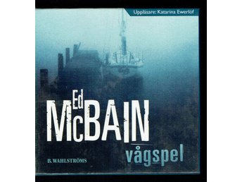 Ed McBain - Vågspel (7 CD)