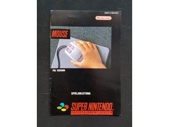 Manual mus supernintendo.