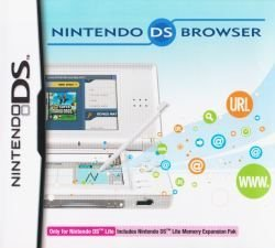 Nintendo DS Browser (DS Lite) (Beg)