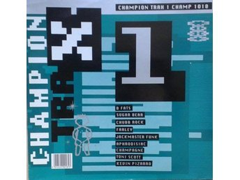 Various title* Champion Trax 1* House LP Comp. UK
