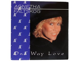 Agnetha Fältskog - (ABBA) One Way Love POS 1373