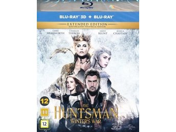 The Huntsman: Winter's War (Blu-ray 3D + Blu-ray) i NYSKICK