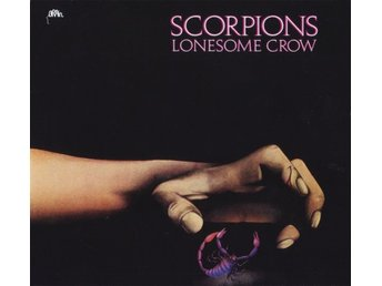 SCORPIONS-Lonesome Crow-Ny LTD Digi CD 2005-Remastered Brain Records 1972