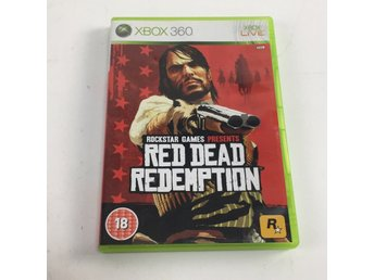 XBOX, Spel, Red Dead Redemption