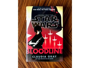 Star Wars: Bloodline - Claudia Gray
