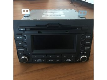 Hyundai Mobis CD- Bilradio