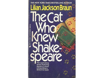 Lilian Jackson Braun: The cat who knew Shakespeare.