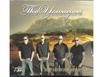 CD THE YOUNGERS Man from the Moutain.