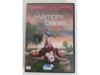 The Vampire Diaries - the computer first season 5 discs