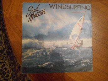 SAD MOTION  WINDSURFING  CBS 8744