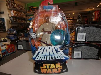 Star Wars Hasbro Force Battlers Mace Windu
