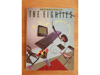 Musikhäfte noter: The eighties