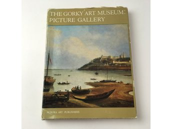 Konstbok, The Gorky Art Museum: Picture Gallery, Aurora Art Publishers