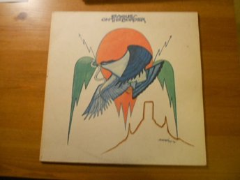 EAGLES: ON THE BORDER-LP.