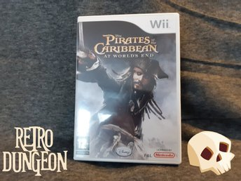 PIRATES OF THE CARRIBEAN AT WOLDS END till Nintendo Wii