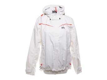 Helly Hansen, Vindjacka, Strl: M, Regular, Vit
